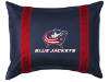 NHL Columbus Blue Jackets Pillow Sham - Sidelines Series