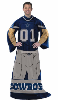 NFL Dallas Cowboys Uniform Huddler Blanket With Sleeves