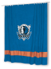 NBA Dallas Mavericks Shower Curtain - MVP Series
