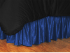 NBA Oklahoma City Thunder Bed Skirt - Sidelines Series