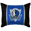 NBA Dallas Mavericks Pillow Sham - Sidelines Series