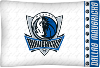 NBA Dallas Mavericks Micro Fiber Pillow Cases (set of 2)