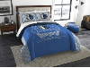 NBA Dallas Mavericks QUEEN Comforter and 2 Shams