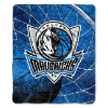 NBA Dallas Mavericks SHERPA 50x60 Throw Blanket