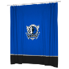 NBA Dallas Mavericks Shower Curtain