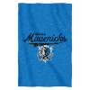 NBA Dallas Mavericks Sweatshirt Blanket