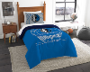 NBA Dallas Mavericks Twin Comforter Set