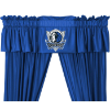 NBA Dallas Mavericks Valance - Locker Room Series