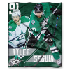 NHL Dallas Stars Tyler Seguin 50x60 Silk Touch Blanket
