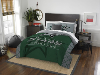 NHL Dallas Stars QUEEN Comforter and 2 Shams