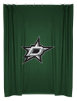 NHL Dallas Stars Shower Curtain