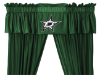 NHL Dallas Stars Valance - Locker Room Series