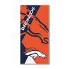 NFL Denver Broncos Colossal Beach Towel