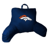 NFL Denver Broncos Bed Rest Pillow