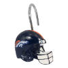 NFL Denver Broncos Shower Curtain Rings