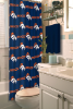 NFL Denver Broncos Shower Curtain
