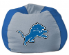 NFL Detroit Lions Bean Bag Chair