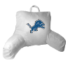 NFL Detroit Lions Bed Rest Pillow