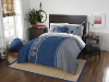 NFL Detroit Lions Full Comforter and 2 Shams
