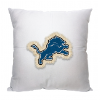 NFL Detroit Lions 18x18 Letterman Pillow