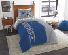 NFL Detroit Lions TWIN Size Bed In A Bag
