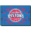 NBA Detroit Pistons 20x30 Tufted Rug