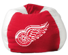 NHL Detroit Red Wings Bean Bag Chair