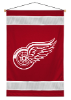NHL Detroit Red Wings Wall Hanging