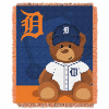 MLB Detroit Tigers Baby Blanket