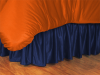 MLB Detroit Tigers Bed Skirt - Sidelines Series
