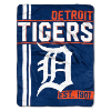 MLB Detroit Tigers 50x60 Micro Raschel Throw