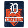 MLB Detroit Tigers 60x80 Super Plush Throw Blanket