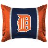 MLB Detroit Tigers Pillow Sham - Sidelines Series