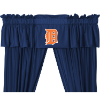 MLB Detroit Tigers Valance - Locker Room Series