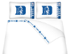 NCAA Duke Blue Devils Micro Fiber Bed Sheets
