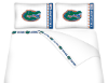 NCAA Florida Gators Micro Fiber Bed Sheets