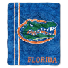 NCAA Florida Gators Sherpa 50x60 Throw Blanket