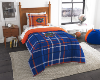 NCAA Florida Gators TWIN Size Bed In A Bag