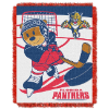 NHL Florida Panthers Baby Blanket