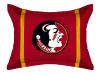 NCAA Florida State Seminoles Pillow Sham - MVP Series