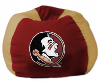 NCAA Florida State Seminoles Bean Bag Chair