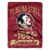 NCAA Florida State Seminoles 50x60 Micro Raschel Throw