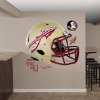 NCAA Florida State Seminoles Helmet Fat Head