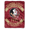 NCAA Florida State Seminoles 60x80 Super Plush Throw