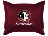 NCAA Florida State Seminoles Pillow Sham - Locker Room Series