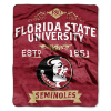 NCAA Florida State Seminoles 50x60 Raschel Throw Blanket