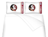 NCAA Florida State Seminoles Micro Fiber Bed Sheets