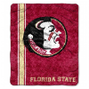 NCAA Florida State Seminoles Sherpa 50x60 Throw Blanket