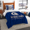 NCAA Georgetown Hoyas Twin Comforter Set
