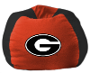 NCAA Georgia Bulldogs Bean Bag Chair